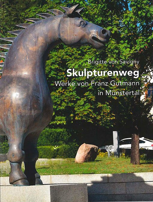 Buch Brigitte von Savigny | Skulpturenweg