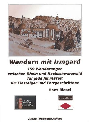 Buch Hans Biesel | Wandern mit Irmgard